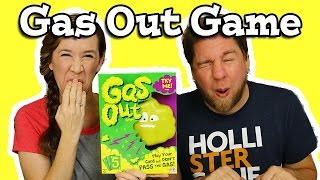 Gas Out Game Farting Card Game