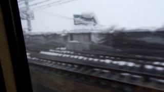 上越新幹線 越後湯沢駅 スプリンクラー