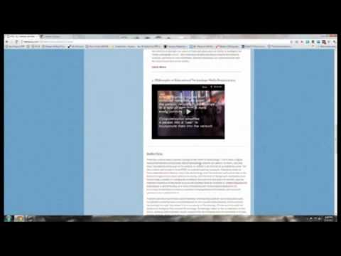 eportfolio guided tour kenneth buis 2012.mp4