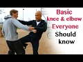 Basic knee & elbow everyone should know - wing chun