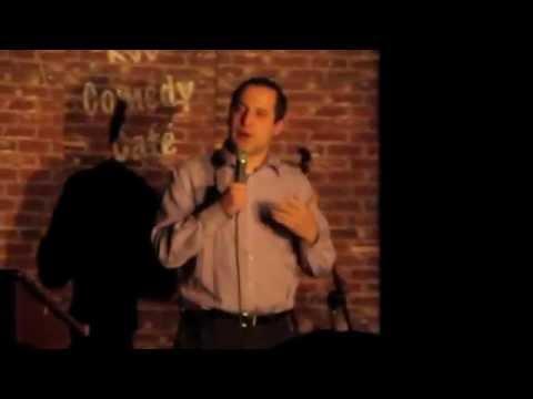Eli Lebowicz-RJC Comedy Night 2013