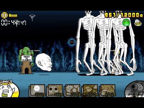 The Battle Cats- Nekoluga Gameplay