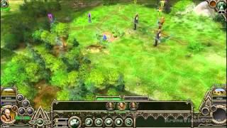 Elven Legacy Gameplay PC HD