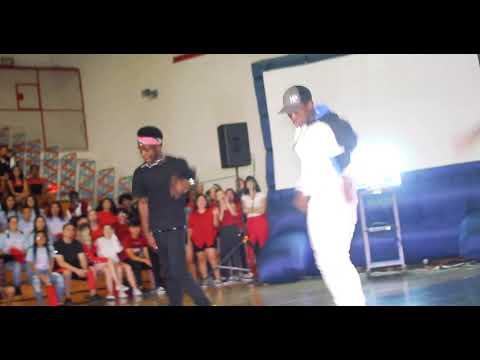 AZ DANGER BOYS live performance at Cortez High School 2019