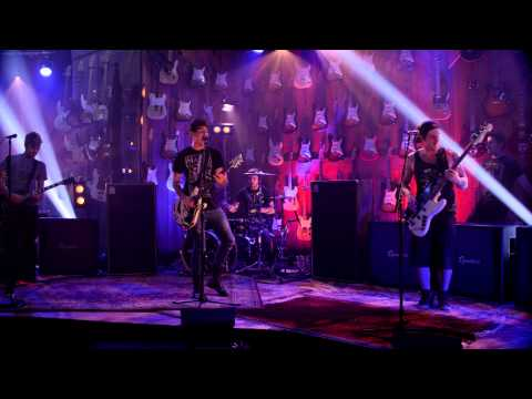 "All Time Low ""Somewhere in Neverland"" Guitar Center Sessions on DIRECTV"