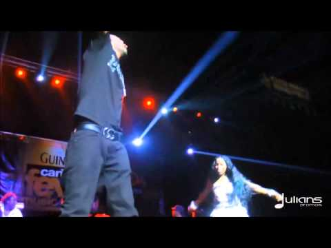 Foxy Brown - Live @ BARCLAYS Center ft. BABY CHAM (BROOKLYN) (2013)