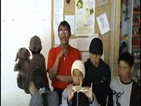 Feet of Green - 280508 - Isortoq Inuit Schoolchildren