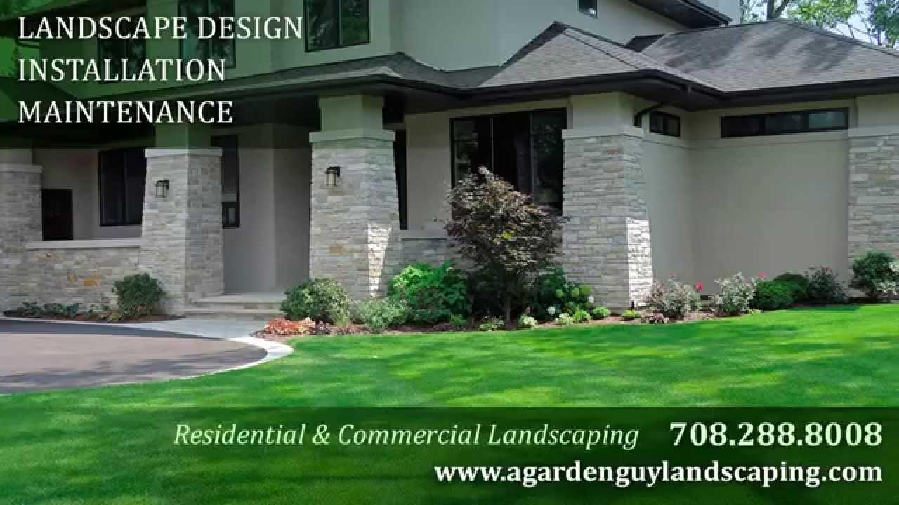 Landscaping, Landscape Design, Garden Guy Arlington Heights, Glenview, Il - Landscaping, Landscape Design, Garden Guy Arlington Heights
