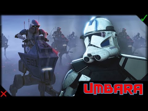 How To Invade Umbara: Star Wars Battle Plan