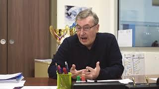 Всё о ДЮСШ «Барыс» рассказывает Валерий Альбертович Накипов