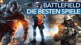 Die besten Battlefield-Spiele - Die Top-Battlefield-Games der Redaktion (Gameplay)