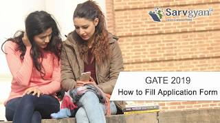 GATE 2019 Application Form | How to Fill Guide