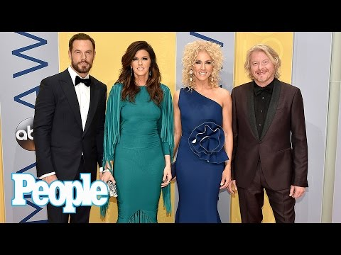 Little Big Town: Taylor Swift Is 'Like Any Other Songwriter In Nashville' | CMAs | People