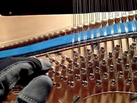 Piano restringing intro, pt. 1