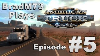 American Truck Simulator - Episode 5 - Santa Cruz and Sacramento