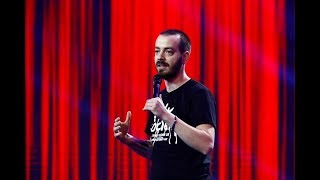 Cătă Dum, numărul de stand up comedy care l-a propulsat în finală