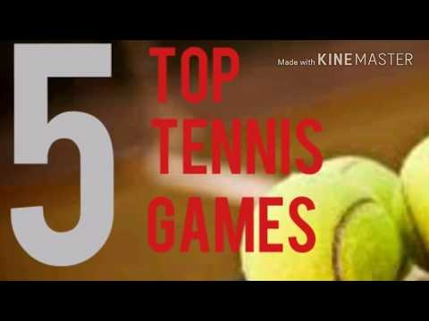 Top 5 Tennis Games For Android & IOS In 2018