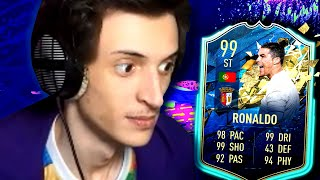 EA TROLLING ZANO.. SERIE A TOTSSF PACK OPENING!