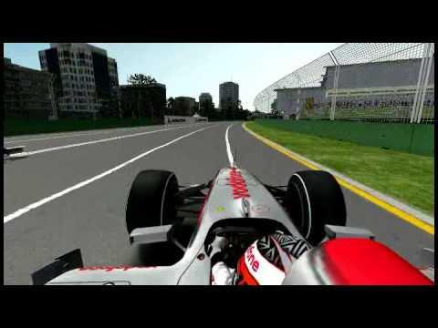 rFCE | F1 2009 | R01: Giuliano Spatuzzi, Emirates Battle