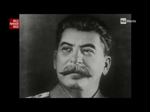 L'età di Stalin 3a Parte  Rai Storia  Regia di Liliana Cavani