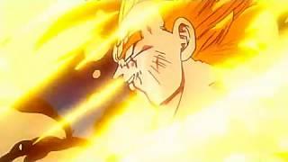Dragon Ball Z Parte mas triste y Cancion Muerte de Vegeta