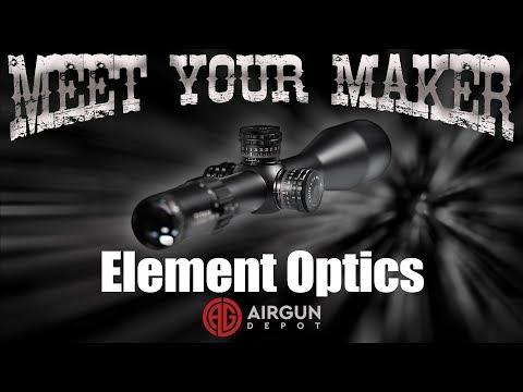 Element Optics: The Helix, Titan, And Nexus