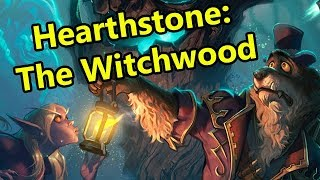 New Hearthstone Expansion! The Witchwood (Dungeon Runs Return!)