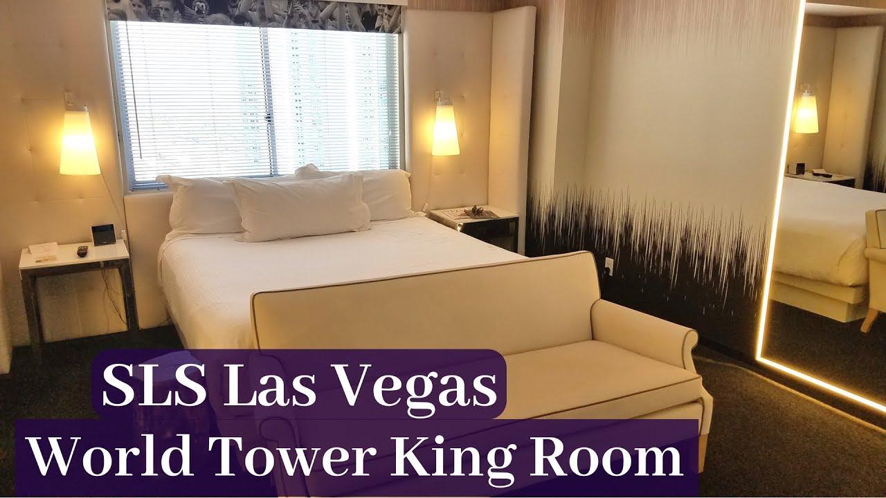 SLS Las Vegas - World Tower King Room