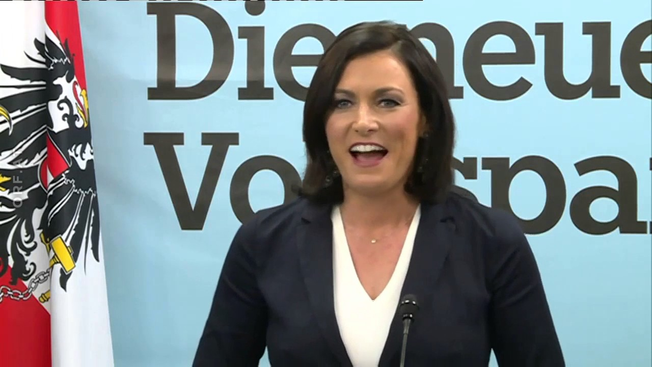 20170524 Elisabeth Köstinger Neue övp Generalsekretärin Elisabeth