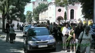Похорон Ірини Калинець