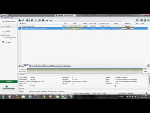 [TUTORIAL] How to use Torrents for downloading