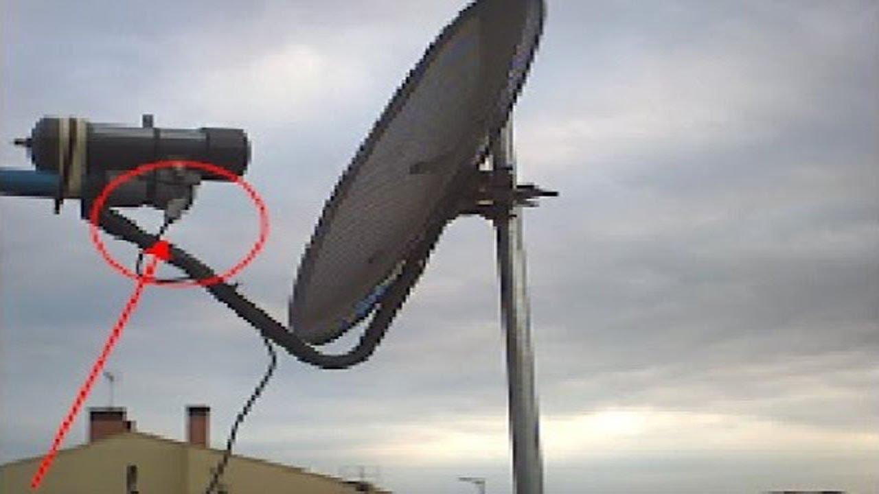 Antena wi fi de 8 km de alcance youtube - Amplificador de antena ...
