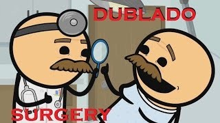cyanide and happiness surgery dublado