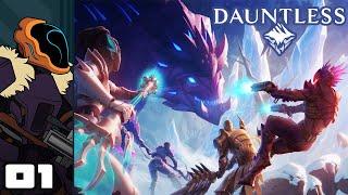 Let's Play Dauntless [Beta 0.8] - PC Gameplay Part 1 - Return To Ramsgate