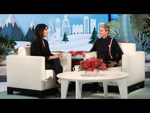 'Molly's Game' Inspiration Molly Bloom Chats with Ellen - YouTube