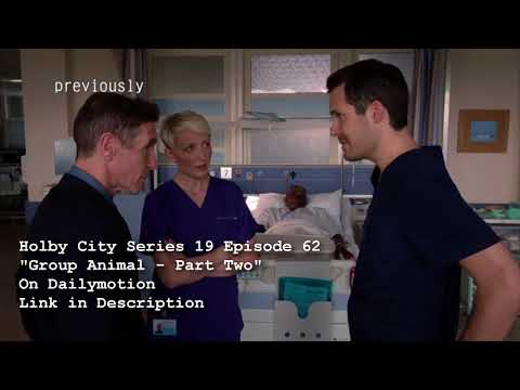 "Holby City Series 19 Episode 62 ""Group Animal - Part Two"" Link in Description"