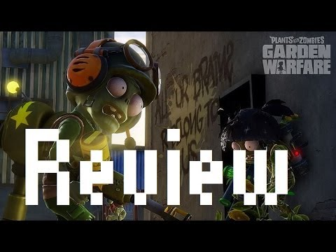Review of Plants Vs. Zombies Garden Warfare for Xbox One and Xbox 360 by Protomario