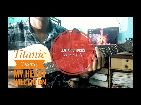 Titanic Theme | My Heart Will Go On Guitar Tutorial By Rock On Guitar thumbnail