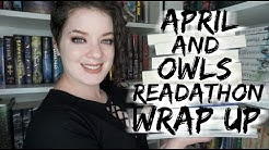 April & OWLs Readathon Wrap Up