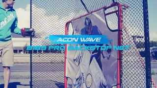 acon wave b183 pro backstop net