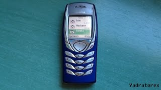 Nokia 6100 retro review (old ringtones, wallpapers & game)
