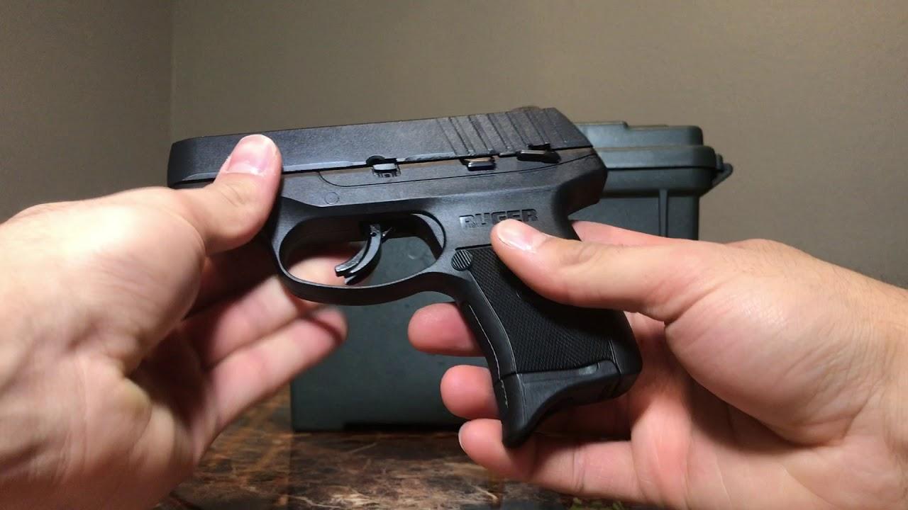 Ruger EC9 9mm Pistol & $25 00 Brownells Gift Card Deal Just