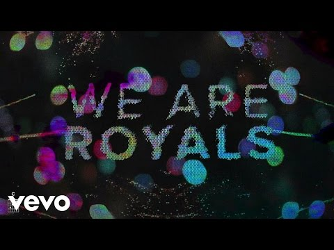 We are royals song