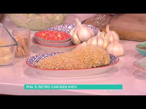 Phil Vickery's Retro Chicken Kiev | This Morning