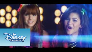 A Todo Ritmo Watch Me Bella Thorne Y Zendaya Youtube