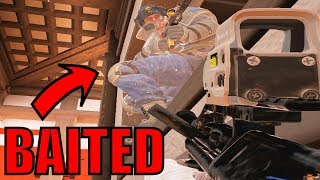 SPAWNKILLER Gets Punished! - Rainbow Six Siege Gameplay
