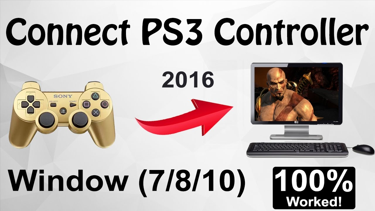 how to get ps3 controller working pc windows 7 betterds3