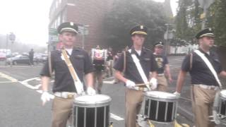Newtown defenders Irvine flute band @ Stirling