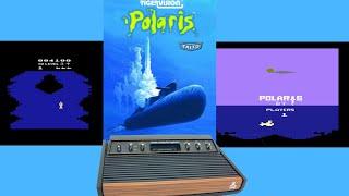 Atari 2600 Polaris, never heard of this but what a hidden gem!