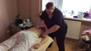 Урок массажа 3. Продолжение темы банок. Куркина Елена